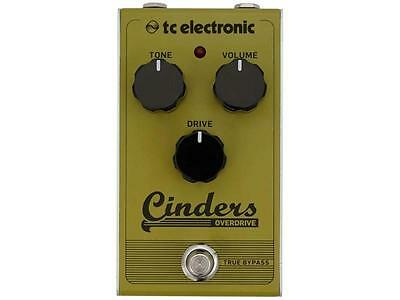 Tc Electronic Cinders Overdrive Effetto A Pedale Per Chitarra