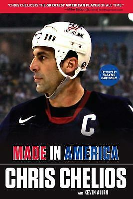 Made in America by Kevin Allen; Chris Chelios