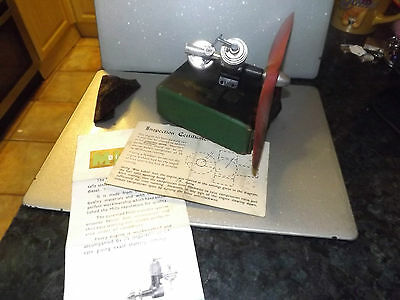 Mills 1.3 cc MkII Diesel Model Airplane Engine boxed instructions propeller etc