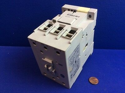 Allen Bradley 100-C60*00 Relay Contactor W/ 100-Fsc280 & 100-S Auxiliary Contact