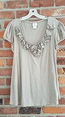 Oh Baby By Motherhood Maternity Top Shirt large