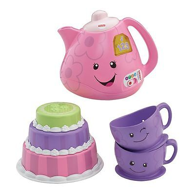 Smart Stages Tea Set  - NIB Fisher-Price Laugh & Learn