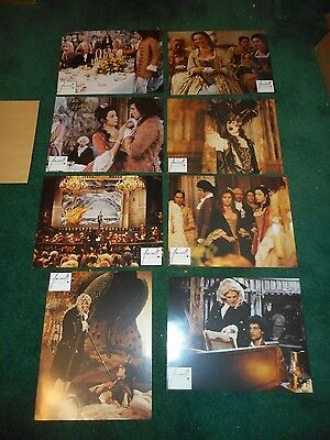 Farinelli - Original Set Of 8 French Lobby Cards - 1994