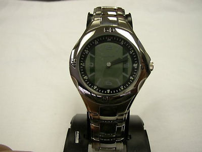 Mens Lorus Stainless Multi Color Watch New Lr0806