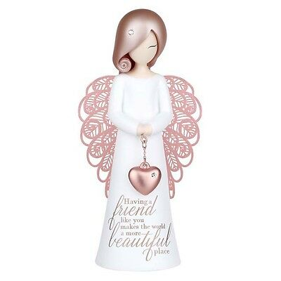 **NEW** YOU ARE AN ANGEL 125mm Friend Like You .. ..FIGURINE Gift Boxed!