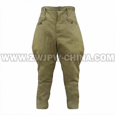 Chinese Army Type 55 Breeches Trousers