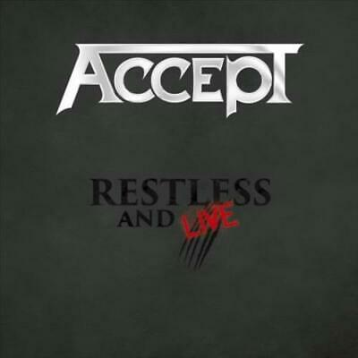 Accept - Restless & Live [Video] New Cd