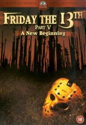 Friday The 13th Part V A New Beginning [1985] [DVD] - DVD  5JVG The Cheap Fast