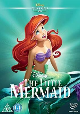 The Little Mermaid [DVD] [1989] - DVD  GSVG The Cheap Fast Free Post