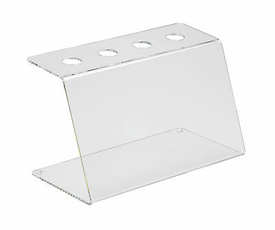 Ice Cream Cone Holder Acrylic Counter Top Display Stand for Ice Cream Cones
