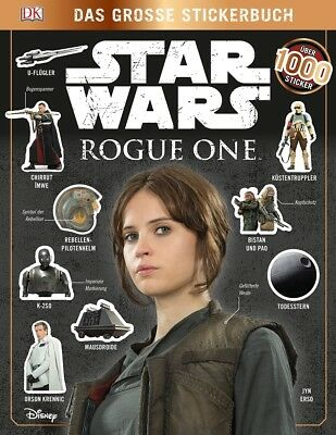 Star Wars Rogue One™ Das große Stickerbuch