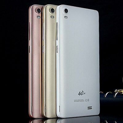 """Cheap ! M5 5"""" 4G Unlocked Dual SIM Android Smartphone Quad Core 1+8GB Cell Phone"""