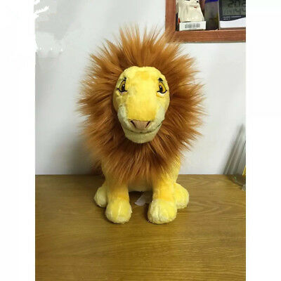 Disney The Lion KIng Adult SIMBA Stuffed Animal Plush Toy Gift 35CM