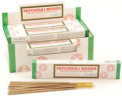 Stamford Patchouli Woods Masala Incense Sticks With Various Options - 382682