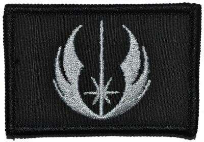 Jedi Order - 2x3 Military/Morale Patch Hook Backing