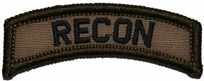 Recon - Military/Morale Tab Patch Hook Backing