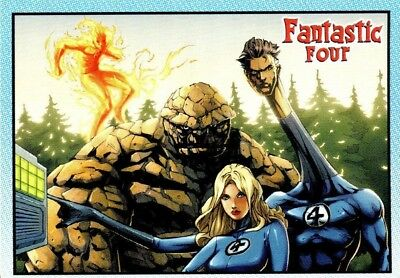 Fantastic Four Archives SINGLE PROMO CARD CP2 Marvel Rittenhouse