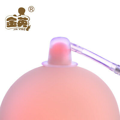 Girls Invisible Nipple Appliance Soft Corrector Inverted Flat Nipples Aspirator