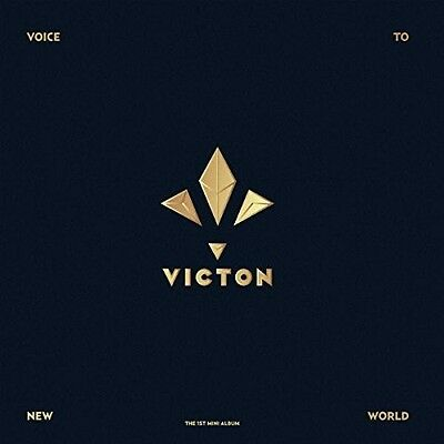 Victon - Voice To New World [New CD] Asia - Import