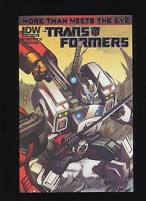 Transformers More than Meets the Eye #1 Cover D! Foil Variant! RARE! SEE SCANS!