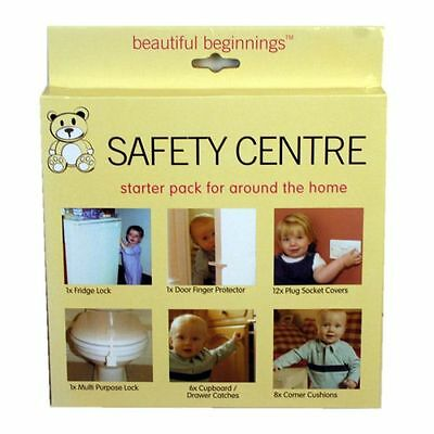 Large 25 Plus Piece Home Safety Centre Kit For Kids/Toddler-70599