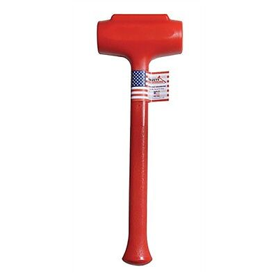 The Main Resource TI264T Soft Face Dead Blow Sledge Hammer Weight