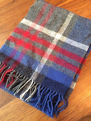 Brooks Brothers Men's Scarf 100% Lambswool