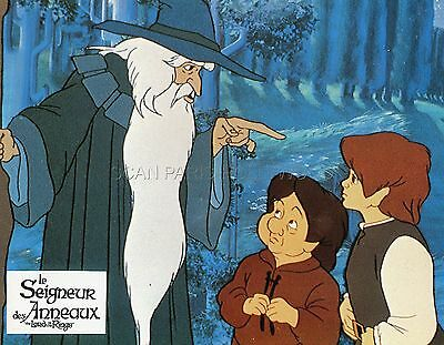 J. R. R. Tolkien's The Lord Of The Rings 1978 Ralph Bakshi Vintage Lobby Card #2