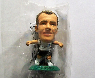 Microstars CHELSEA (AWAY) ROBBEN Japan S12 Chaser GREEN BASE MC5958