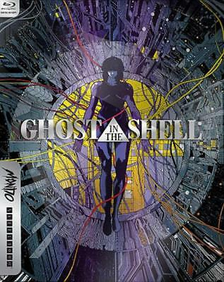 Ghost In The Shell New Blu-Ray Disc