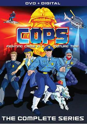C.o.p.s.: The Complete Series New Dvd