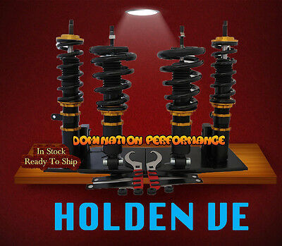 Coilover Kit - SYC Holden VE Commodore Sedan,Wagon or Ute Coilovers