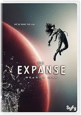 The Expanse Complete First Season 1 One TV Series Collection DVD Box Set