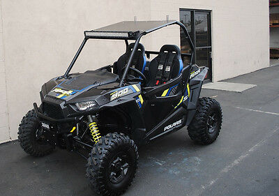 2015-2017 Polaris RZR 900 & 900S Aluminum Roof - Black