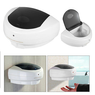 500ml Automatic IR Sensor Touchless Soap Liquid Lotion Dispenser Wall-Mounted DY