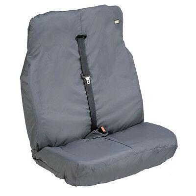 Hdd Universal Van Double Grey Seat Cover