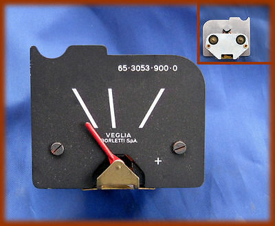 LANCIA FULVIA COUPE' - Water temperature gauge dashboard Veglia