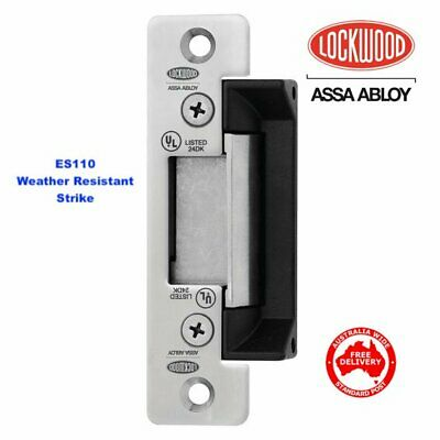 PADDE / LOCKWOOD ES110 Electric Strike Door Release-FREE POSTAGE