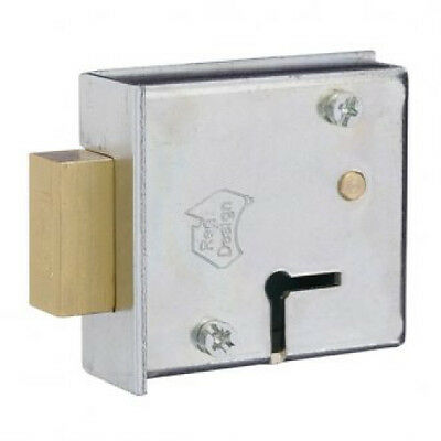 6 Lever Key Operated Safe Lock ROSS 102-2 Keys-Free Post-08952010