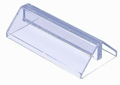 Menu Card Holder Acrylic Menu Card Bases Ideal for Cafes & Restaurants