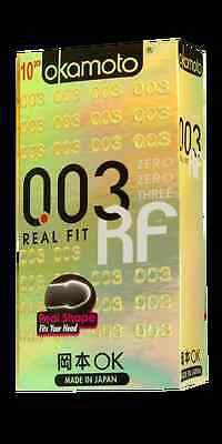 Okamoto ULTRA THIN Condom 003 REAL FIT