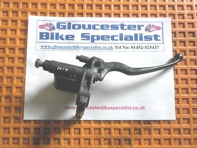 Piaggio X7 125 Front Brake Master Cylinder With Lever  2008