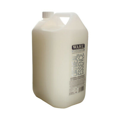 Wahl Oatmeal Essence Dog Shampoo - 5ltr 15:1  Super Concentrate