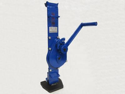 1.5 Ton Rack & Pinion Jack - 1500KG Mechanical Lifting Manual Fixed Claw