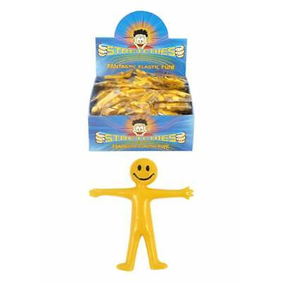 Stretchy Men Smiley PARTY BAG Filler Goody Loot Birthday Mini Stretch Man 1-500