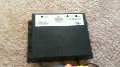 Federal signal power supply 120821 12V 10Amp NEW federal outdoor siren