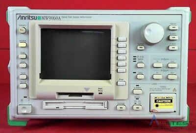 Anritsu MW9060A Optical Time Domain Reflectometer with MW0947B