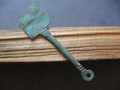 Ceremony Spoon Ancient Celtic Bronze Artifacts 300-100 Bc