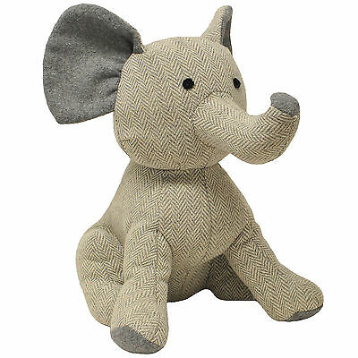 Quirky Animal Character Doorstop – Perfect Gift or Home Decoration - Elephant
