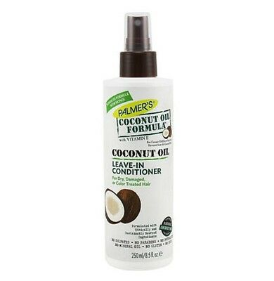 Palmers Coconut Oil Formula Strengthening Leave In Conditioner 250ml